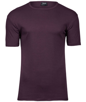 Tee Jays Interlock T-shirt, Lilla