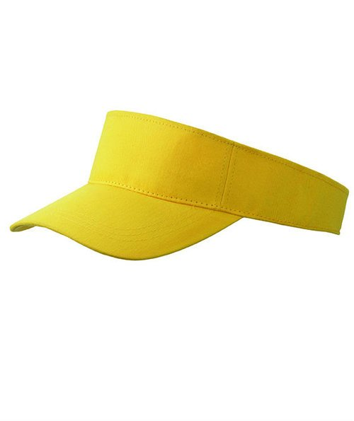 Myrtle Beach Fashion sunvisor, Yellow