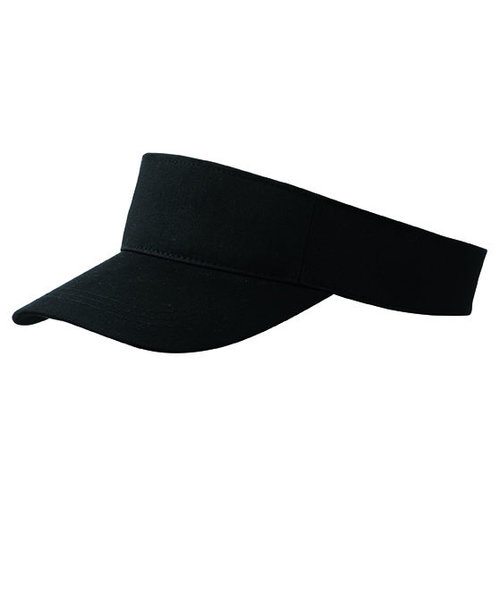 Myrtle Beach Fashion sunvisor, Black