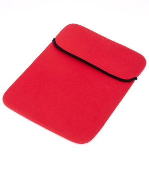 ID laptop sleeve, Red