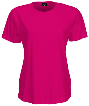 Jyden women's T-shirt, 100% cotton 180 grams, Pink