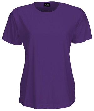 Jyden women's T-shirt, 100% cotton 180 grams, Purple
