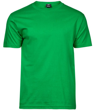 Tee Jays basic T-shirt, 100% cotton, Green