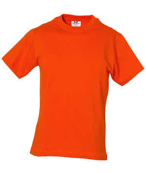 Tee Jays Basic T-shirt till barn , Orange