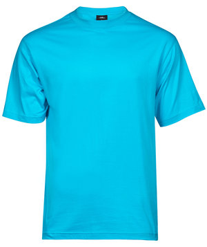 Tee Jays basic T-shirt, Turkos