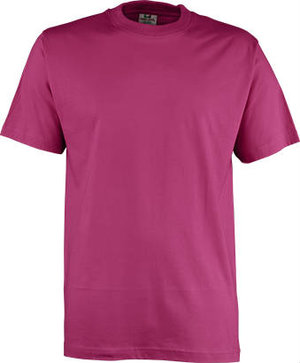 Tee Jays basic T-shirt, Berry