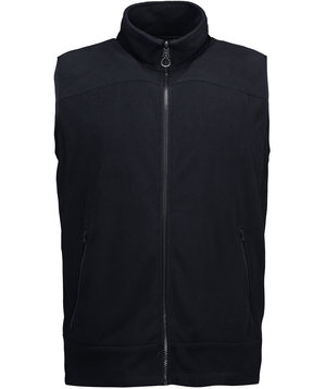 ID Active fleece väst, Navy