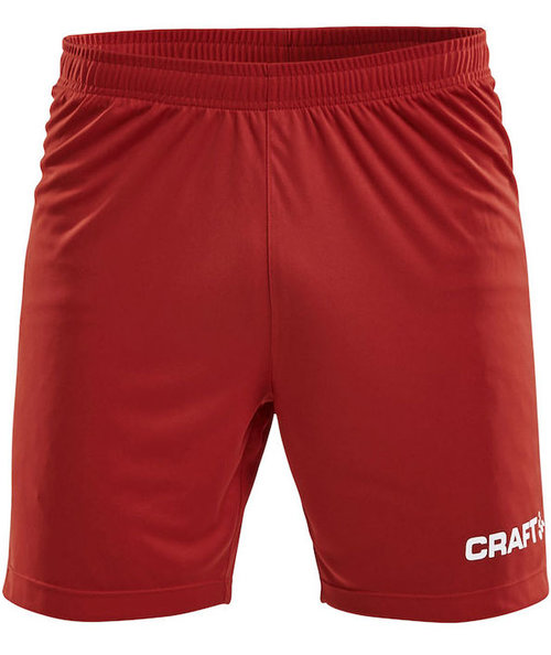 Craft Squad sport shorts, Red
