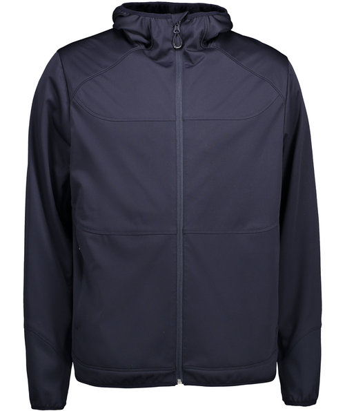 ID Combi Stretch softshell jacka, Navy