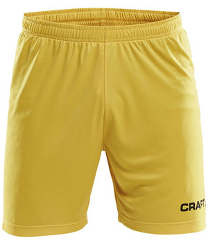 Craft Squad sport shorts, Gul