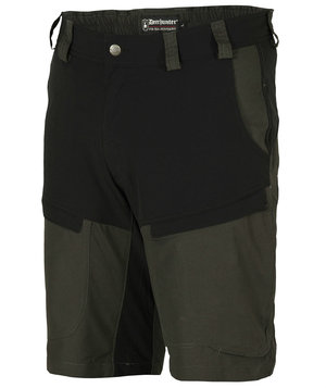 Deerhunter Strike shorts, Black Ink