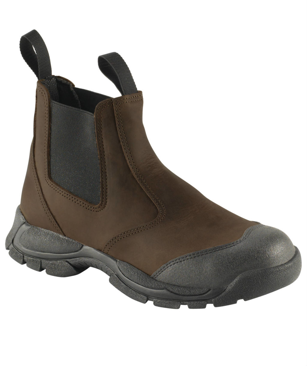 Euro-Dan Walki Sport safety bootees S3, Dark Brown