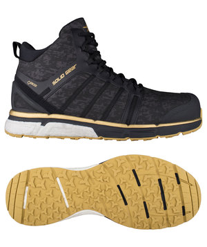 SOLID GEAR BY SNICKERS GRIFFIN S3 SG73001 SRC WORK SHOE VIBRAM SOLE
