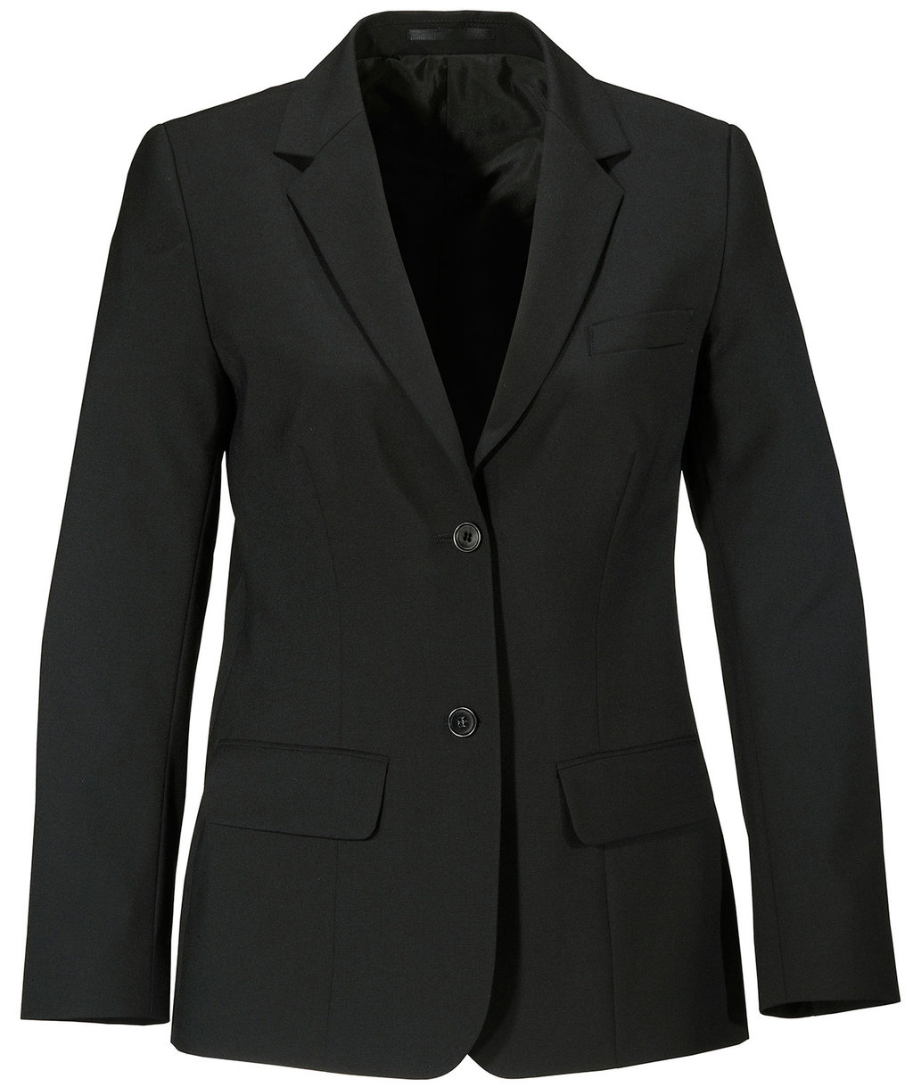 Hejco women's suitjacket, Black