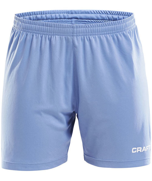 Craft Squad sport dame shorts, Lyseblå