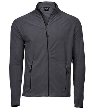 Tee Jays Active fleece tröja, Dark-Grey