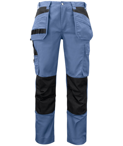ProJob Prio craftsmens trousers 5531, Sky Blue