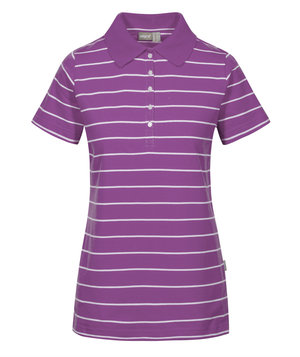 Hejco women's polo shirt, Purple