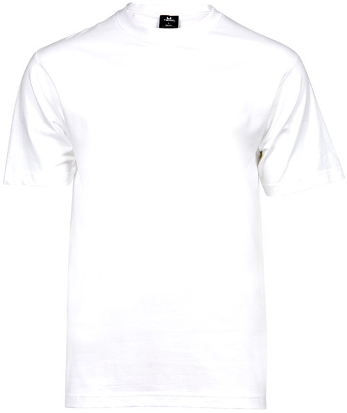 Tee Jays basic T-shirt, Vit