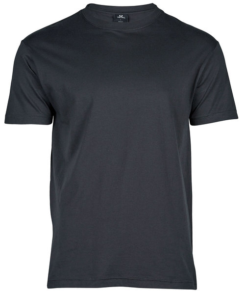 Tee Jays basic T-shirt, Mörkgrå