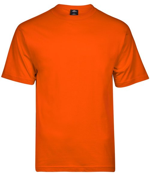 Tee Jays basic T-shirt, Orange