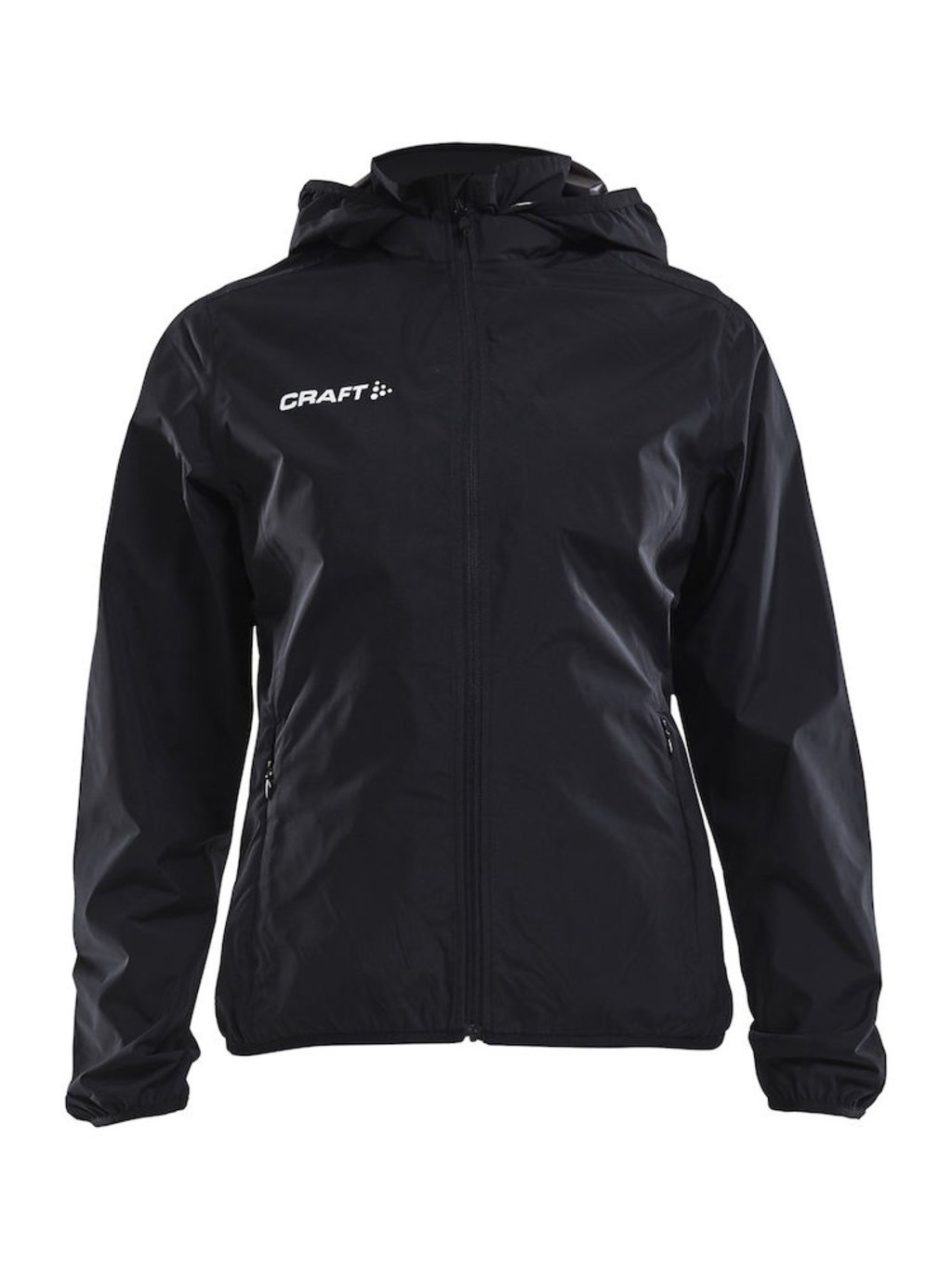 Craft women's rain jacket, Black