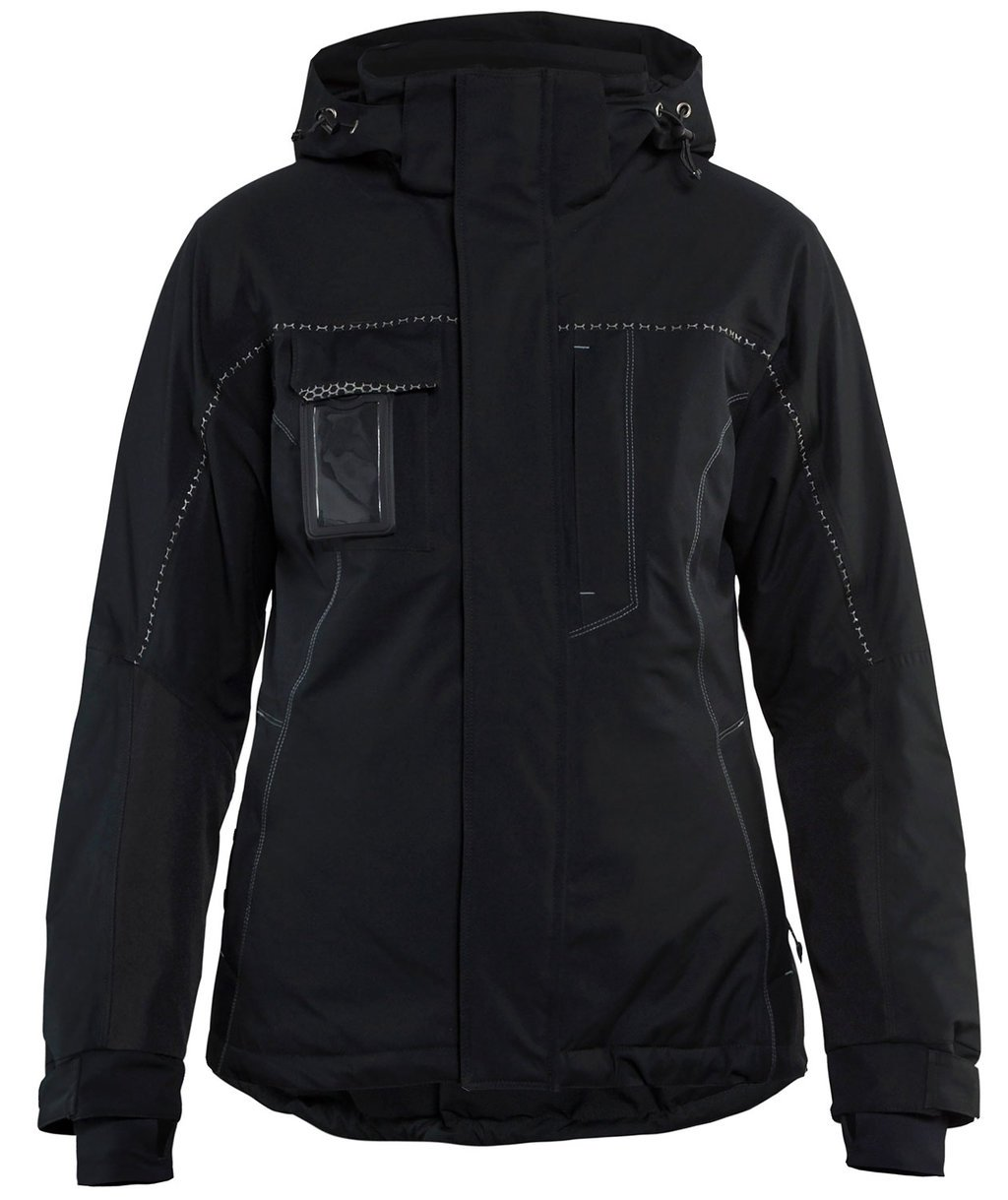Blåkläder women's winter jacket, Black