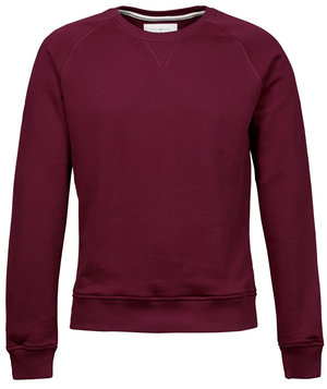 Tee Jays Urban collegetröja/sweatshirt, Wine