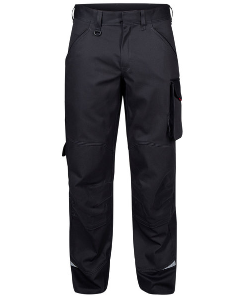 FE Engel Galaxy work trousers, Antracit Grey/Black