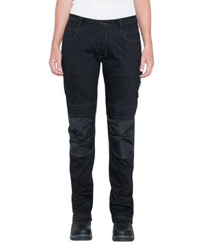 CAT Women's H2O Defender work trousers, Black