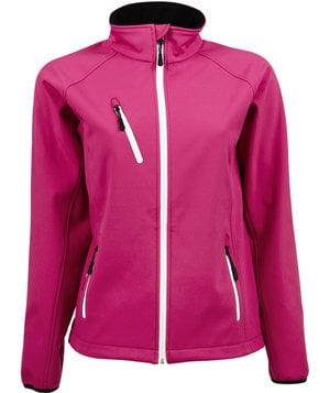 Tee Jay's women's Performance softshell jacket , Berry