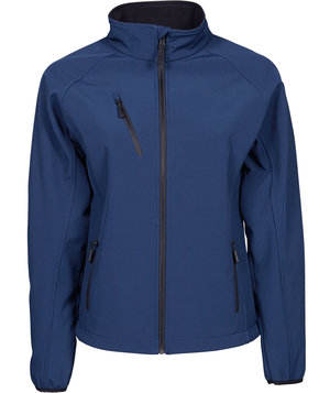 Tee Jay's women's Performance softshell jacket , Indigo blue
