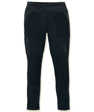 Carhartt Force Utility dameleggings, Sort