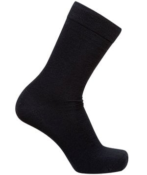 Klazig wool socks, Black