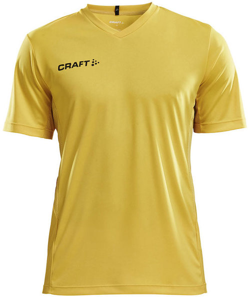 Craft Squad Solid T-shirt, Gul