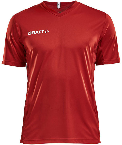 Craft Squad Solid T-shirt, Rød