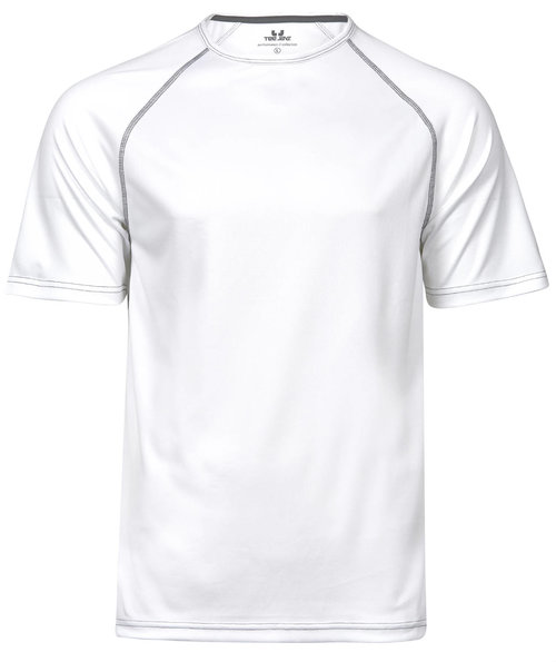Tee Jays Performance T-shirt, Vit