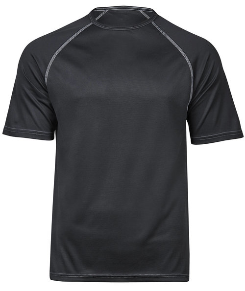 Tee Jays Performance T-shirt, Dark-Grey