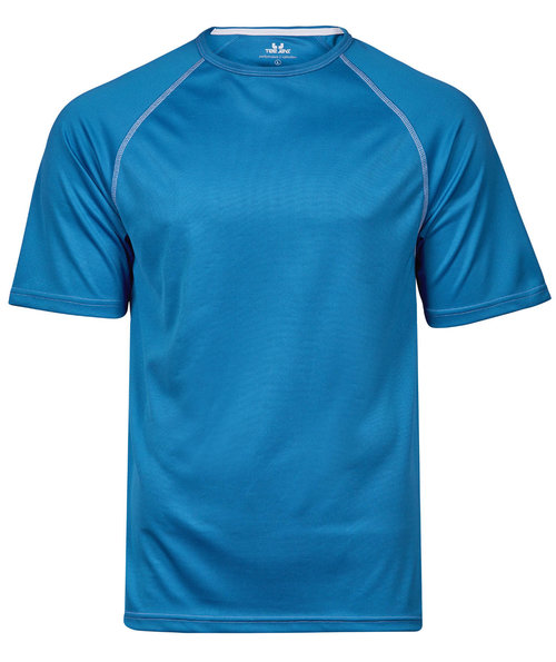 Tee Jays Performance T-shirt, Azure