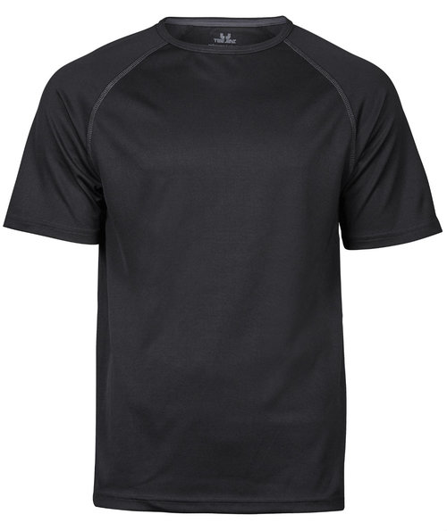 Tee Jays Performance T-shirt, Svart