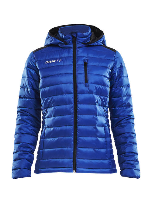 Craft Isolate Damenjacke, Royal Blau/Schwarz
