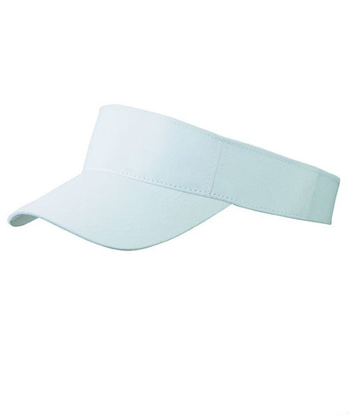 Myrtle Beach Fashion sunvisor, White