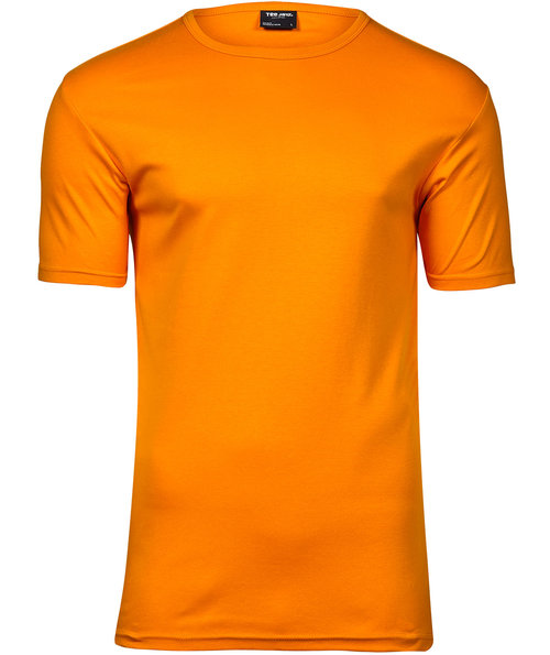 Tee Jays Interlock T-shirt, Orange