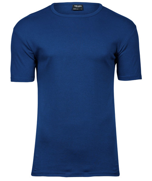 Tee Jays Interlock T-shirt, Indigoblå