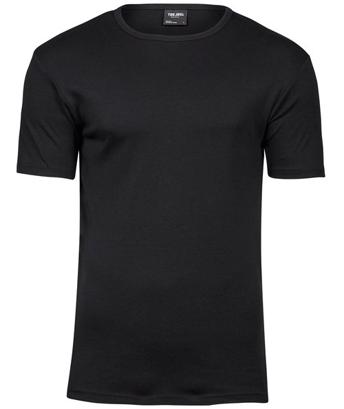 Tee Jays Interlock T-shirt, Svart
