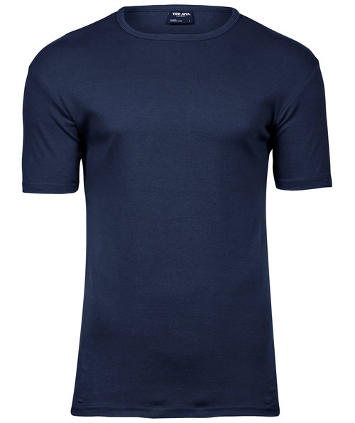 Tee Jays Interlock T-shirt, Navy