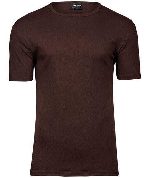 Tee Jays Interlock T-shirt, Brun