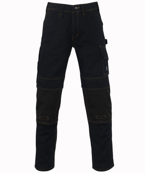 Mascot Young Calvos work trousers, Black