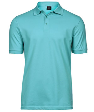 Tee Jays Luxury Stretch pikétröja, Aqua
