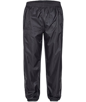 2nd quality product FE Engel rain trousers, Black